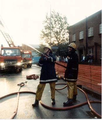 1980's Firefighters.